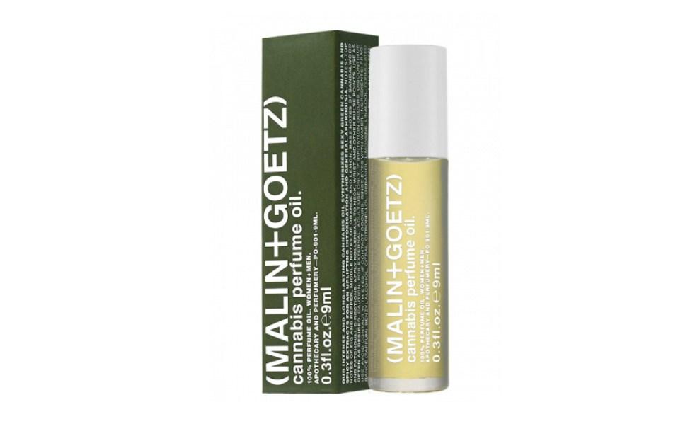 Cannabis Perfume? Malin+Goetz Take the Scent