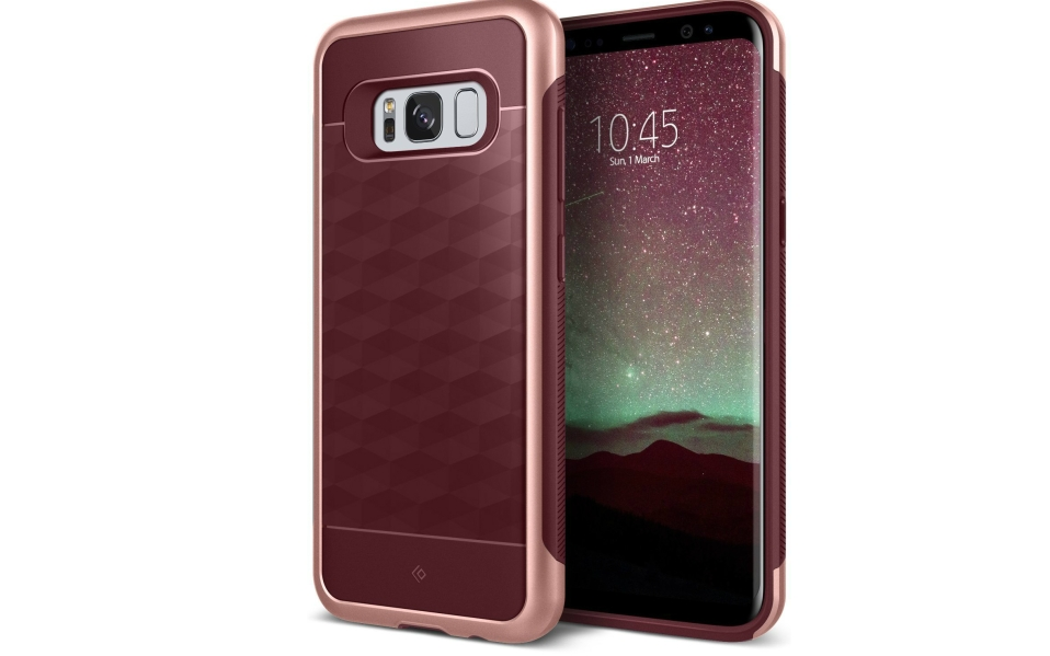The Geometric Slim Fit S8 Case