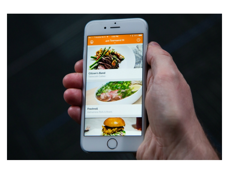 Food Delivery Apps: Caviar Is Convenient