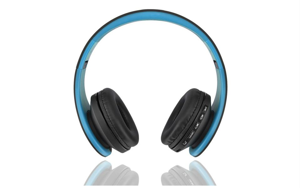 Esonstyle Foldable Wireless Bluetooth Headphones