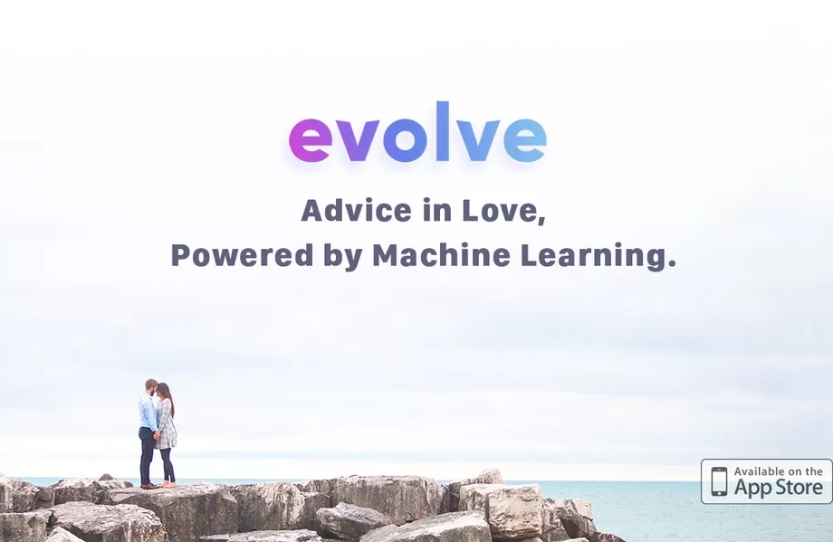 Evolve: The New Dating AppThat Lets