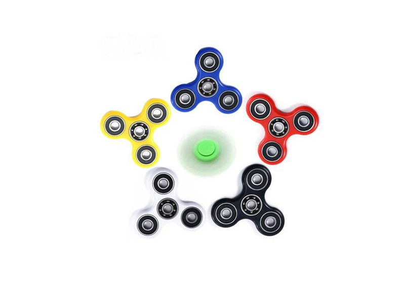 Fidget Spinner: 5-Packs Are On-Sale at