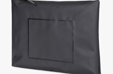 Herschel Supply Co. Tarpaulin Folio XL Black