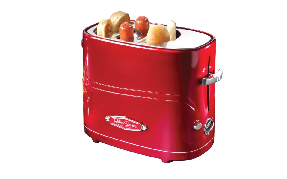 A Hot Dog Toaster That Delivers
