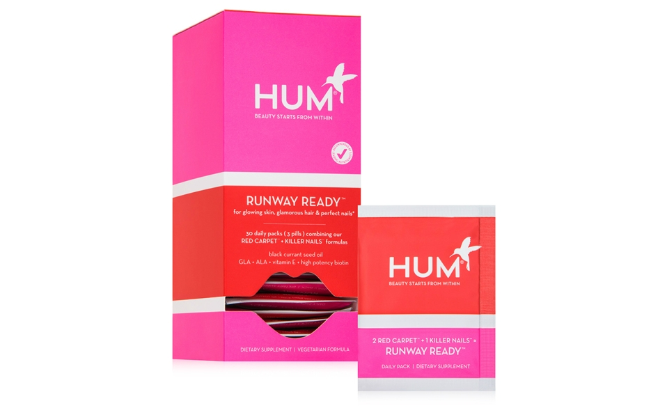 Hum Nutrition Supplements Review: The Runway