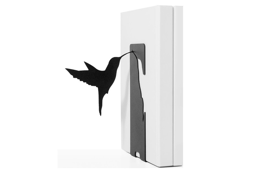 Bookends to Complete Your Book Case: