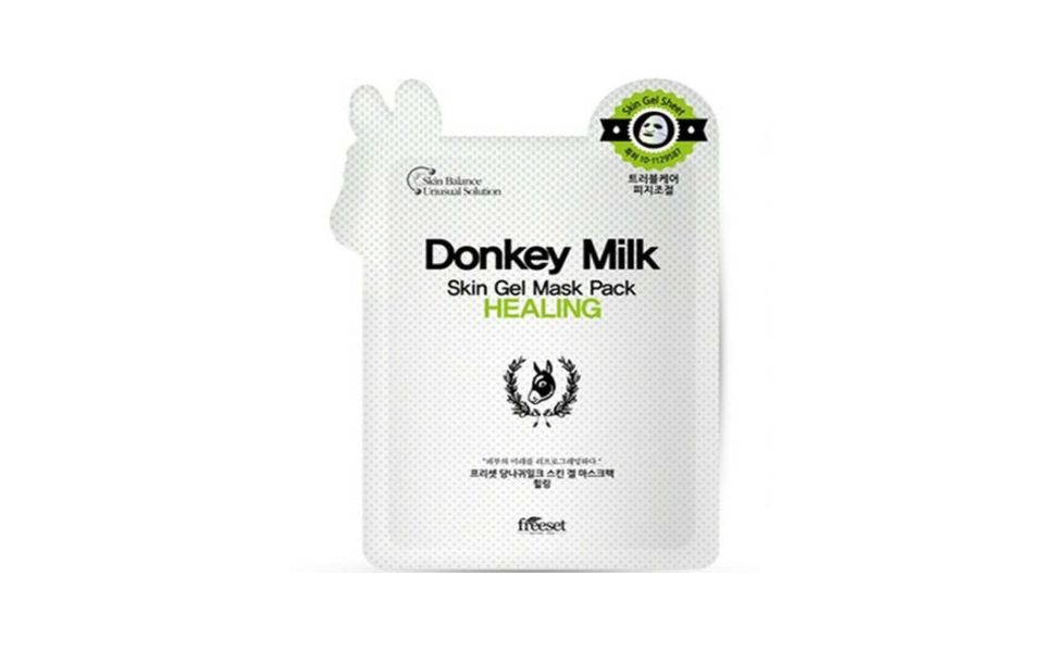 K-Beauty Donkey Milk Mask