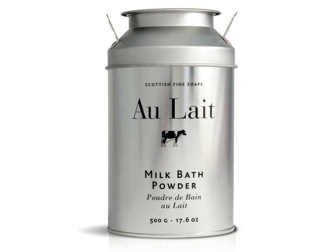 Milk Bath Powder Scottish Fine Soaps