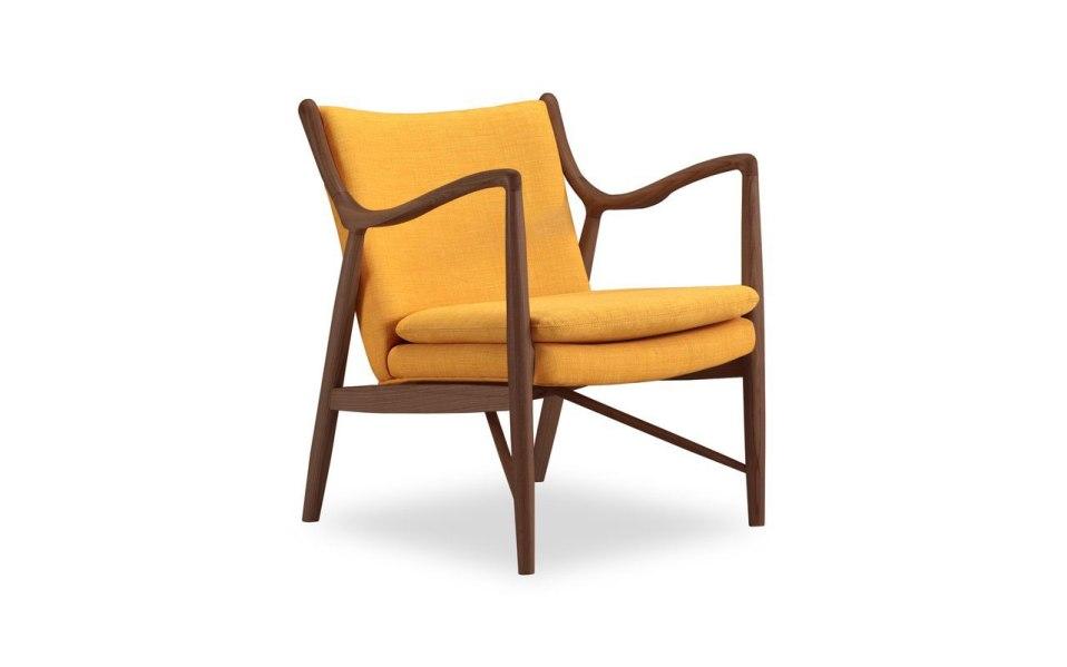 Mid Century Modern Kardiel Chair Copenhagen
