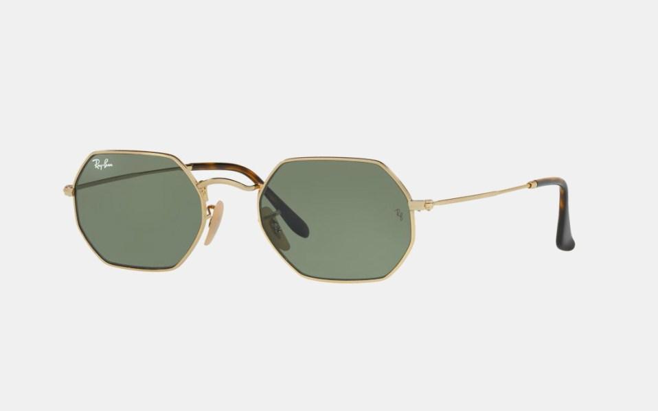 Ray Ban Octagon Sunglasses
