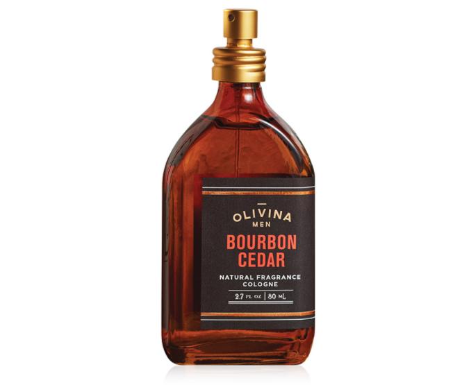 Olivina Men Bourbon Cedar Cologne