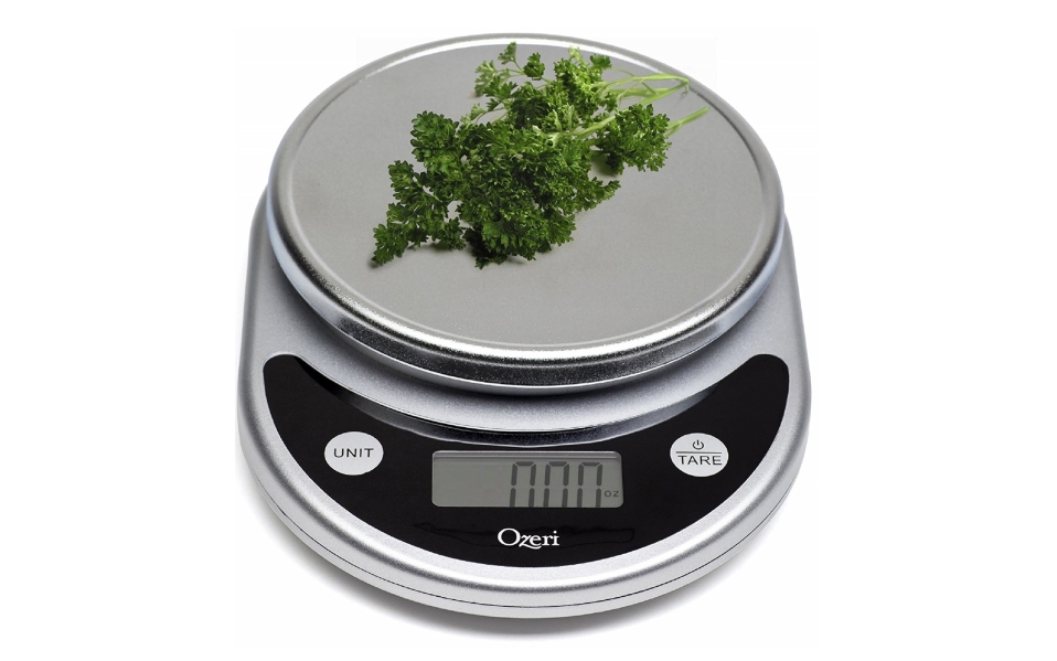 Ozeri Pronto Digital Kitchen Food Scale