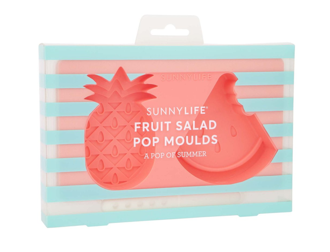 These Fruit Popsicle Molds Are Ideal