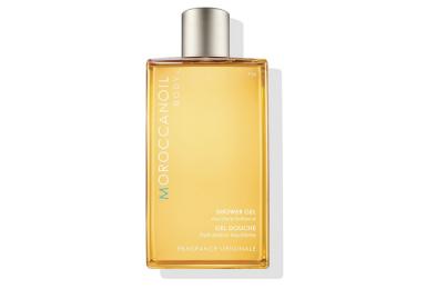 moroccan oil shower gel