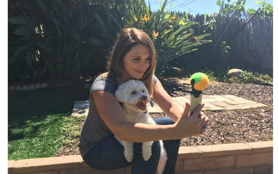 This Dog Selfie Ball Will Create