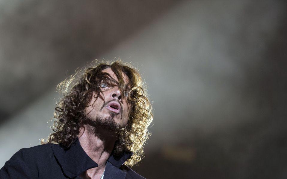 Final Chris Cornell album 'Higher Truth'