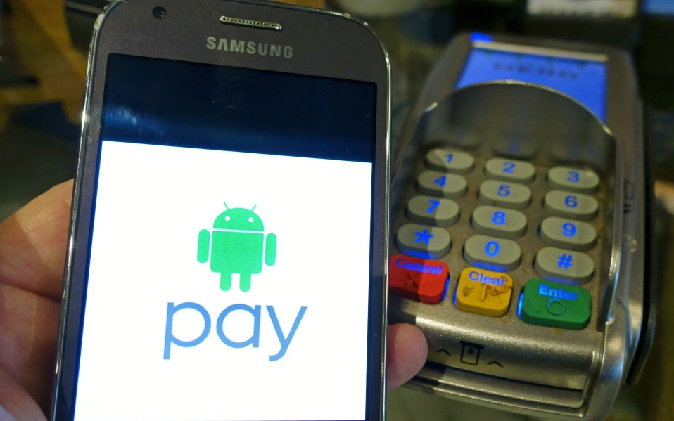 You Can Now Link Android Pay