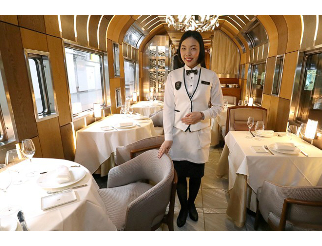Japan Launches Second Luxury Train Line