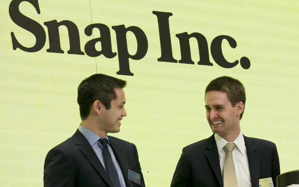 Snapchat CEO Evan Spiegel Responds to