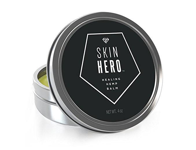 natural eczema treatment Skin Hero hemp