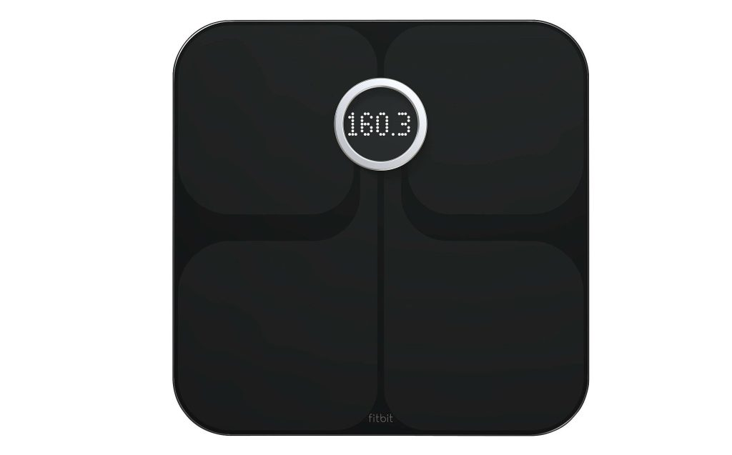 smart scale fitbit aria wifi