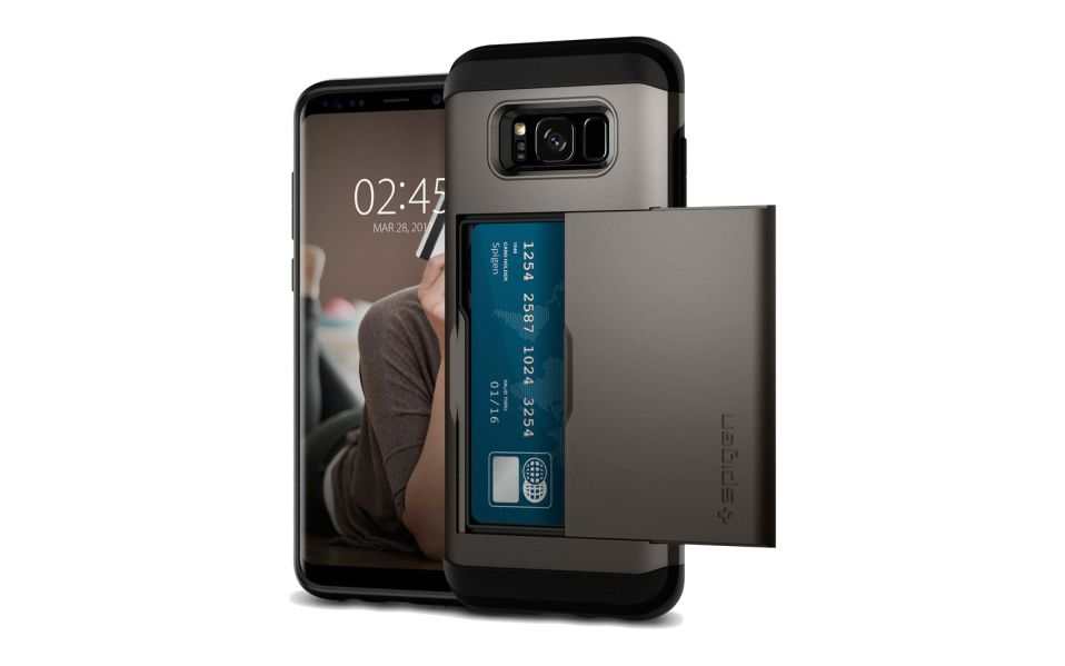 Spigen Slim Armor CS Galaxy S8