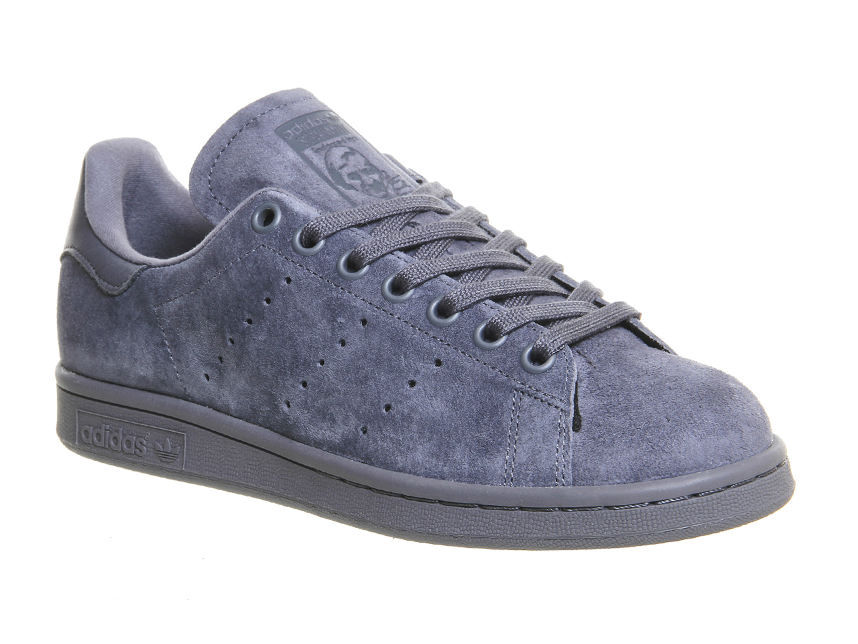 stan smith suede sneakers