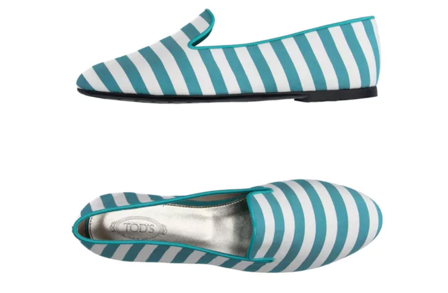 Tod's Striped Loafer Is the Refined,