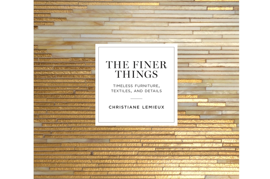 """""""The Finer Things"""": A Luxurious Book"""