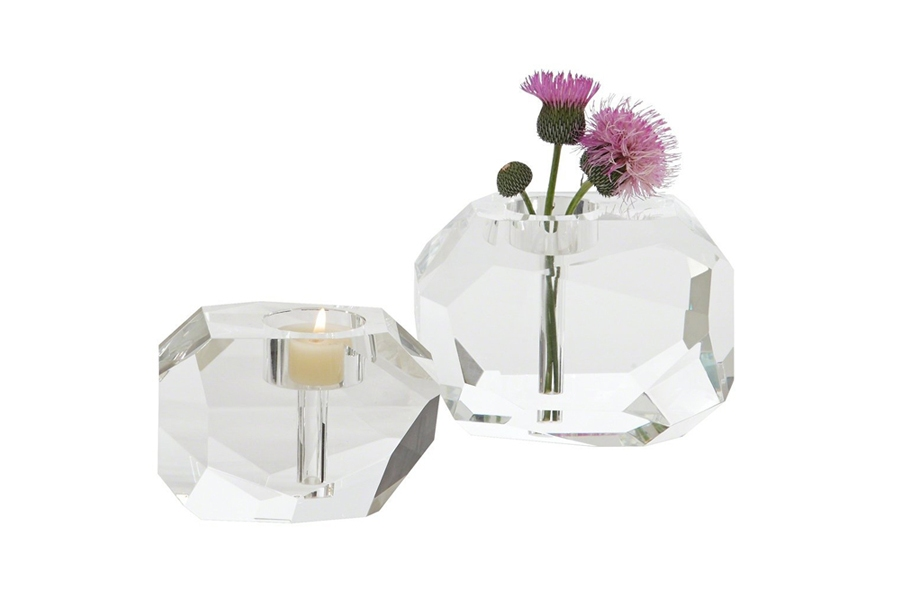 This Crystal Flower Vase is Not