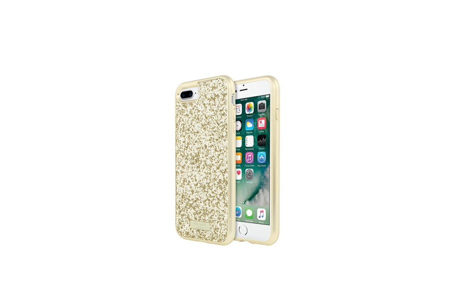 This Kate Spade Glitter iPhone Case