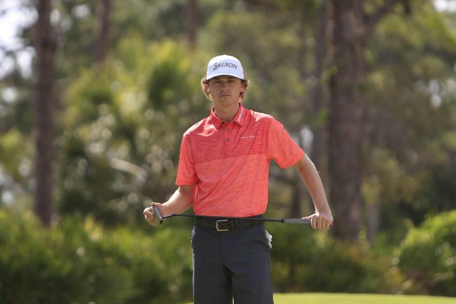 Willy wilcox golf