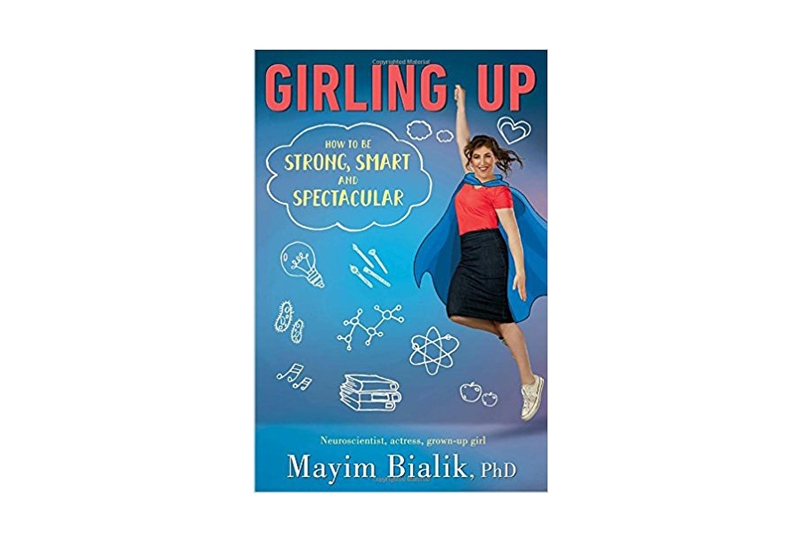 New Mayim Bialik Book Teaches Girls