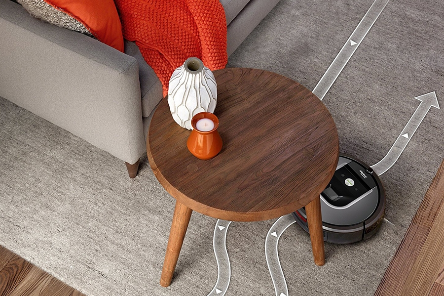 This Roomba Robot Cleaner Can Now