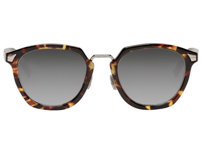Dior Homme's Tortoiseshell Tailoring 1 Sunglasses