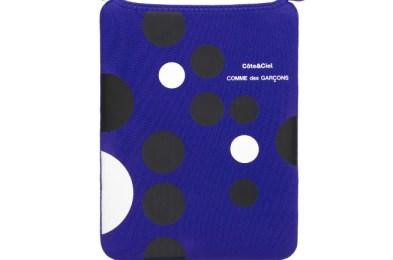 Comme des Garçons Wallets Ultramarine Côte & Ciel Edition iPad Sleeve