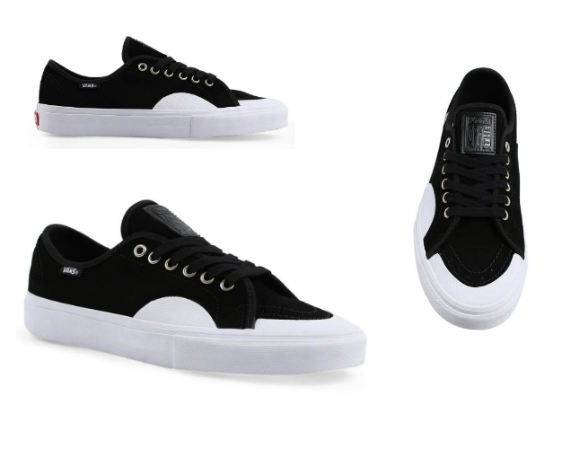 Looking For Black Suede Low Tops?