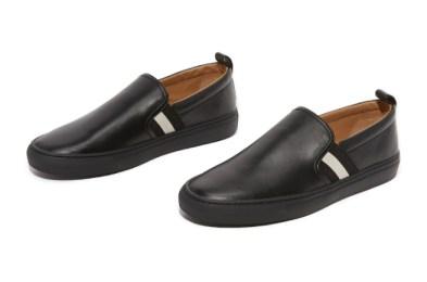 Bally Herald Slip-On Sneakers
