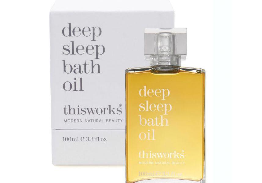 Deep Sleep Bath Oil