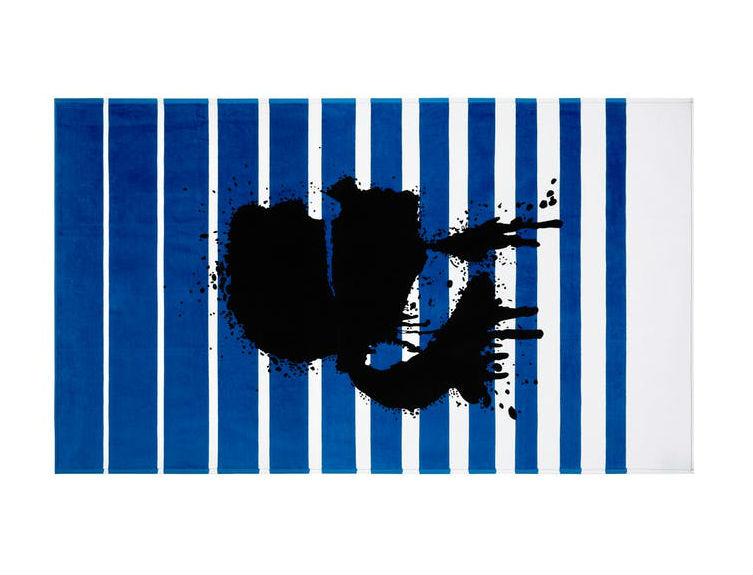 Karl Lagerfeld x Vilebrequin Beach Towel