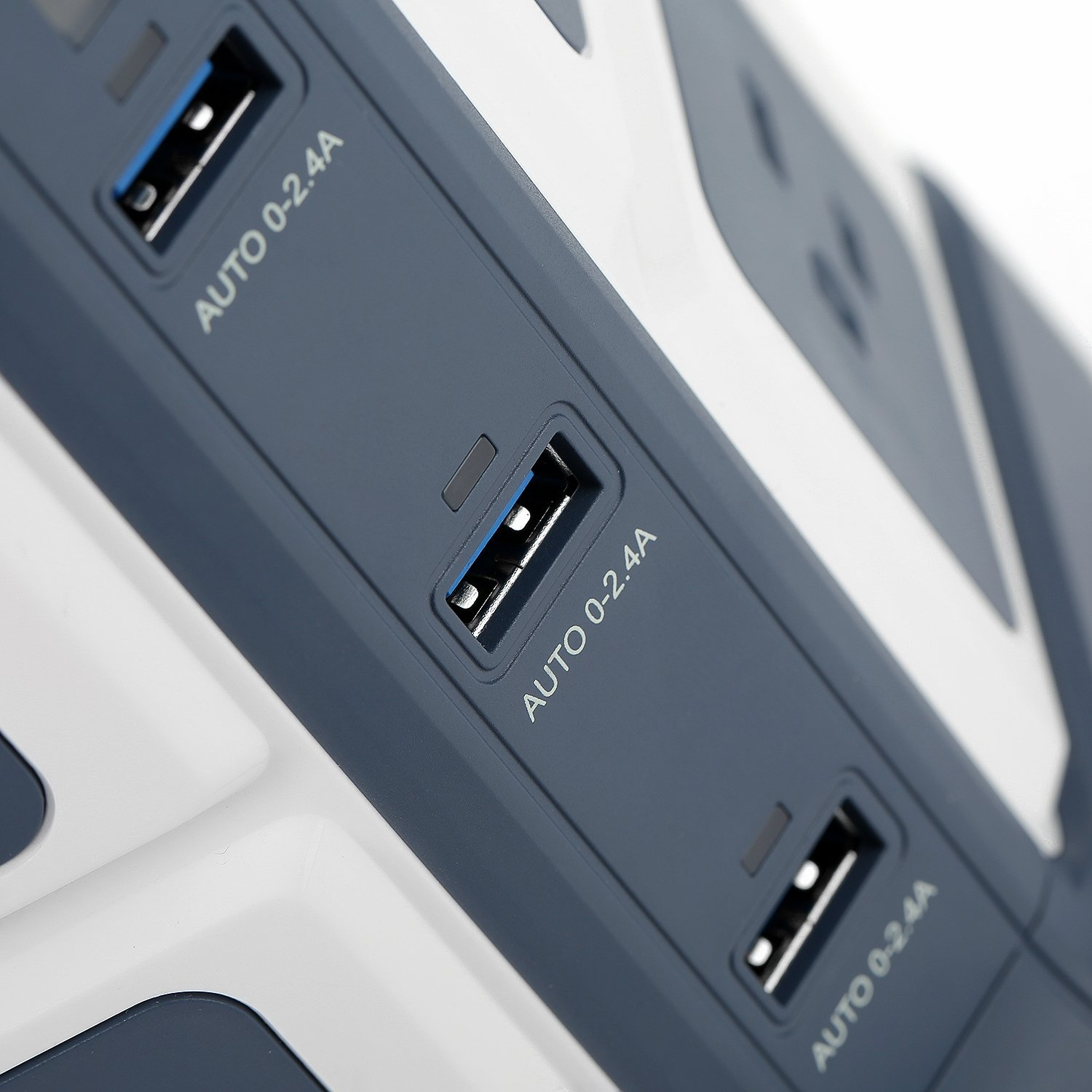 surge protector usb charger