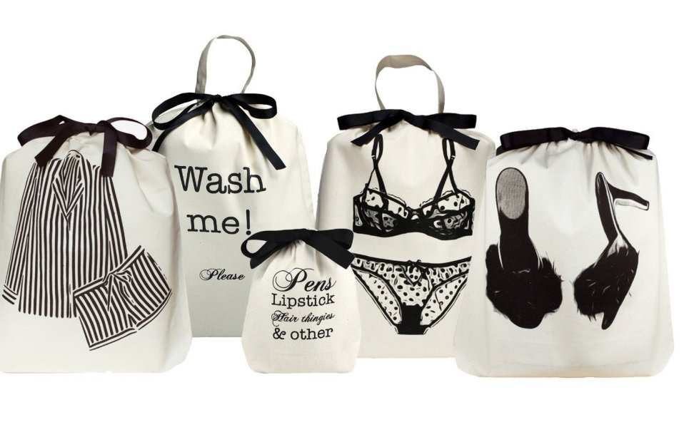 The Bag-All Getaway Set Makes Packing