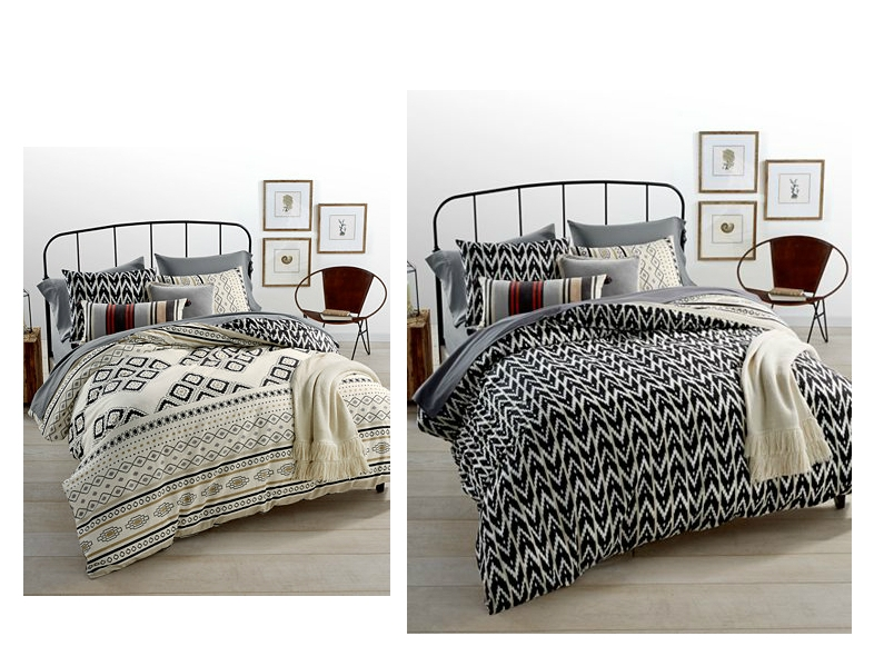 Martha Stewart Reversible Bedding Is Two-For-One