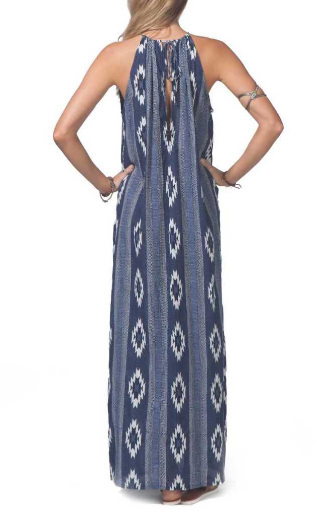 peace maxi dress rip curl