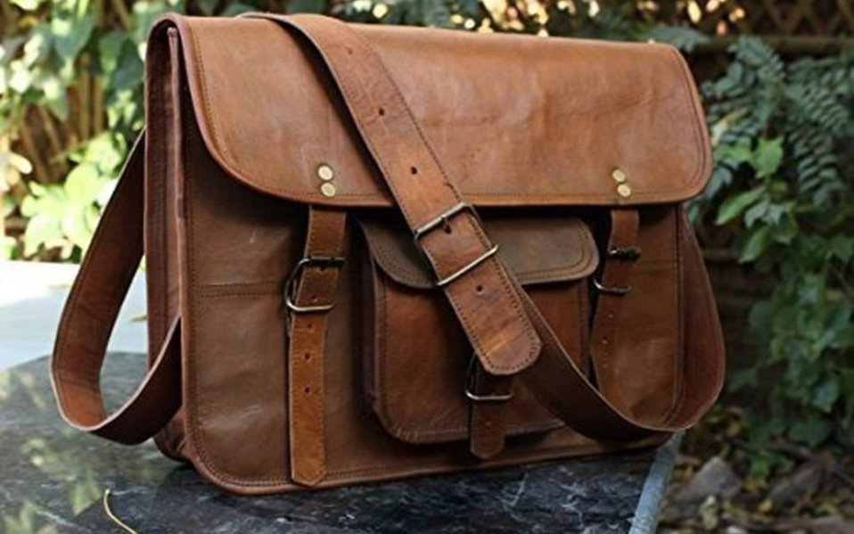 Don't Pass on This Handmade Leather