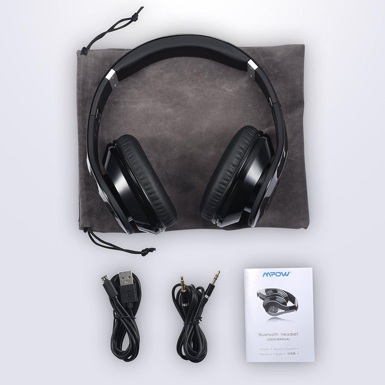Bluetooth Headphones Mpow