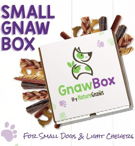 gnaw box subscription box nature gnaws