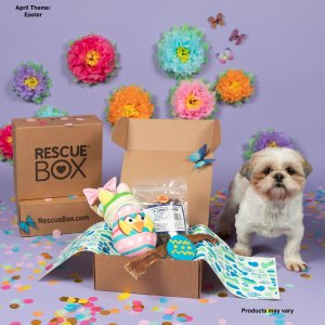rescuebox spoil pet help box