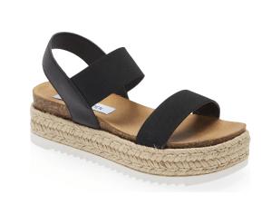 jaklyn espadrille platform sandals, best women's sandals