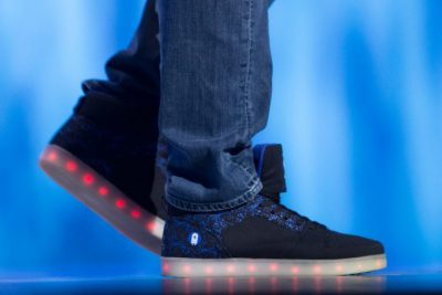 Walmart Light-Up Sneakers